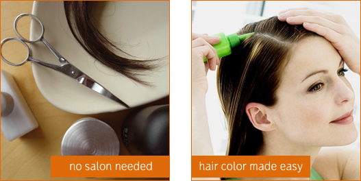 No salon needed do it yourself at home