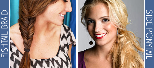 Simple Everyday Hairstyles | Hairdressing Courses and Cosmetology Center