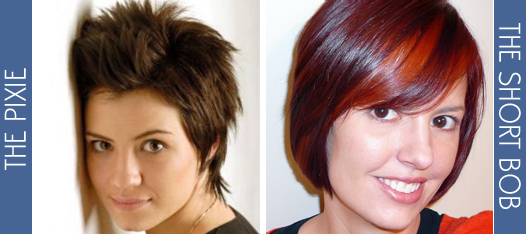 short bob haircut for teenagers