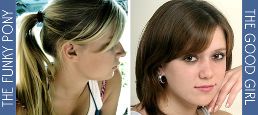 ponytail hairstyle for teenagers